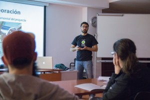 Taller Crowdfunding y ONG
